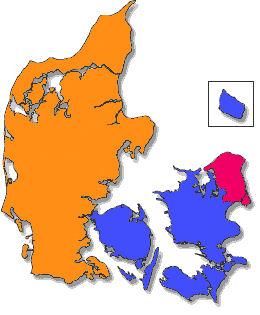 Regionskort-venues
