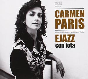 Carmen Paris - Ejazz con Jota