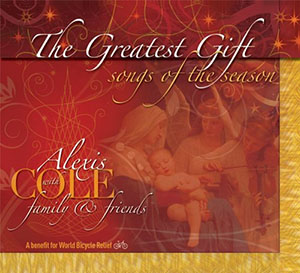 Alexis Cole - The Greatest Gift