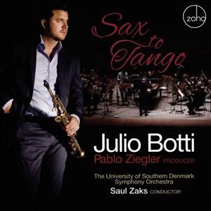 Julio Botti Sax to Tango