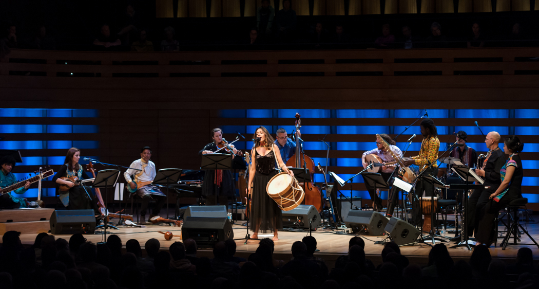 New Canadian Global Music Orchestra - Koerner Hall - Toronto - June 2, 2017 03