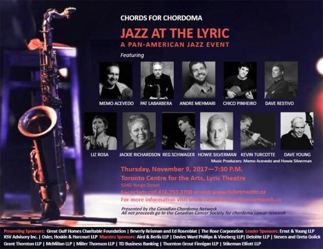 Jazz At The Lyric - A Pan-American Jazz Event