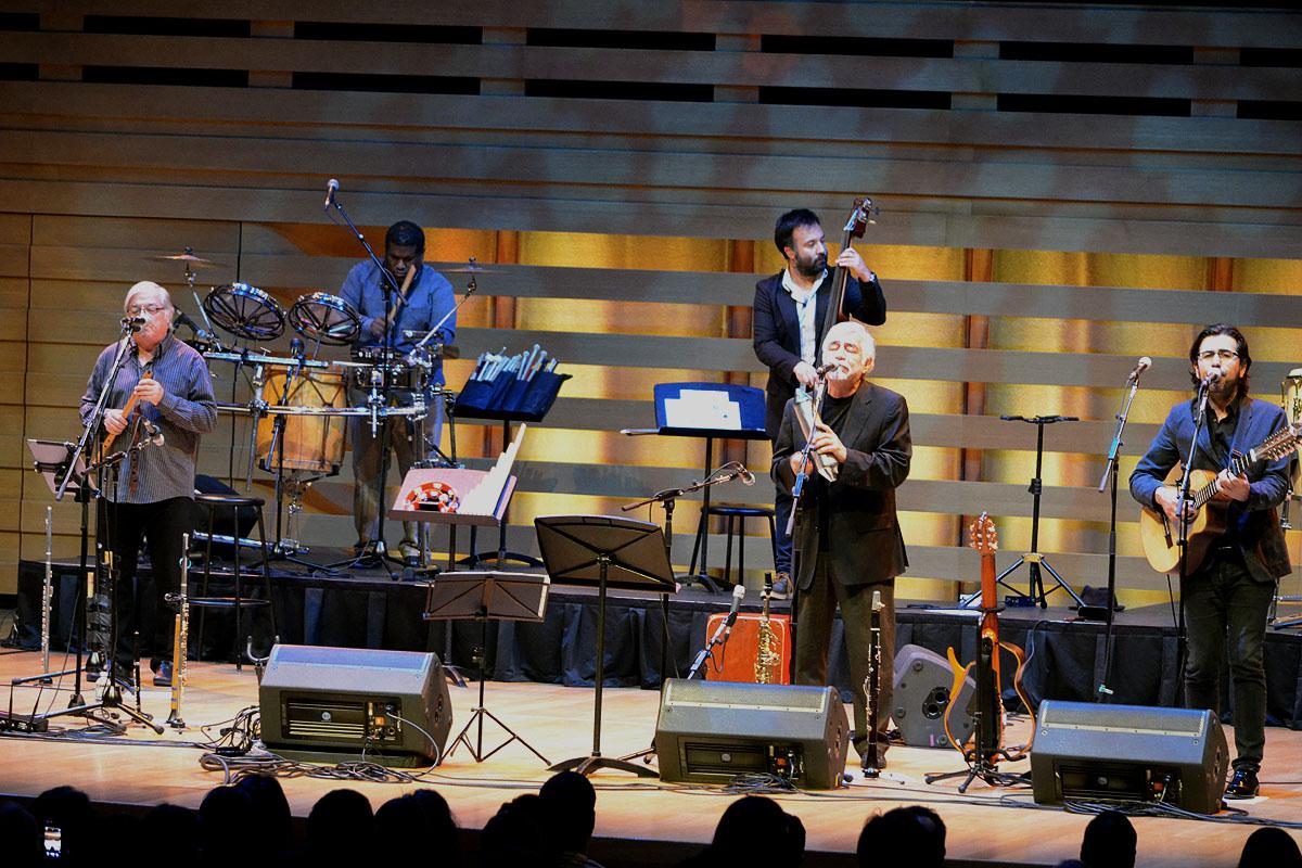 Inti-Illimani In Concert At Koerner Hall, Toronto - Oct 27 2017 02