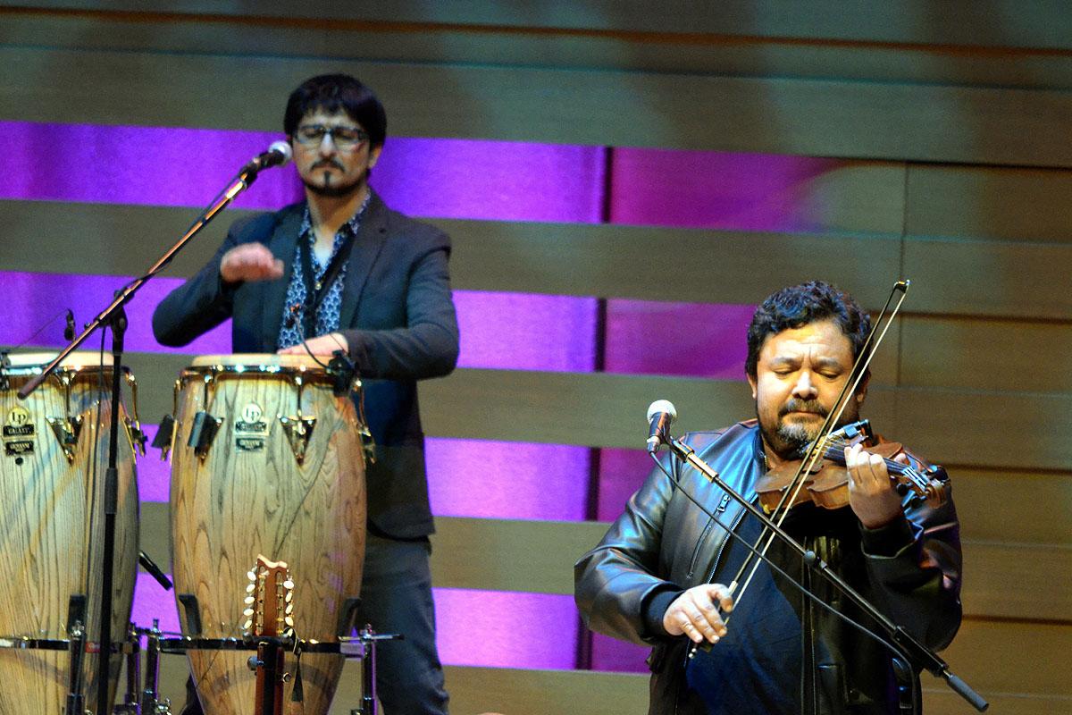 Inti-Illimani In Concert At Koerner Hall, Toronto - Oct 27 2017 06