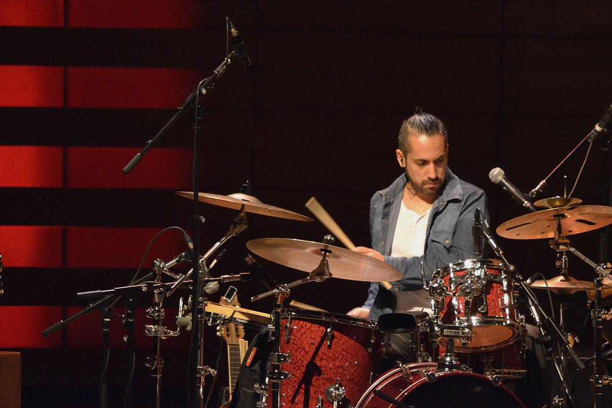 Nano Stern Trio In Concert At Koerner Hall, Toronto - Oct 27 2017 05