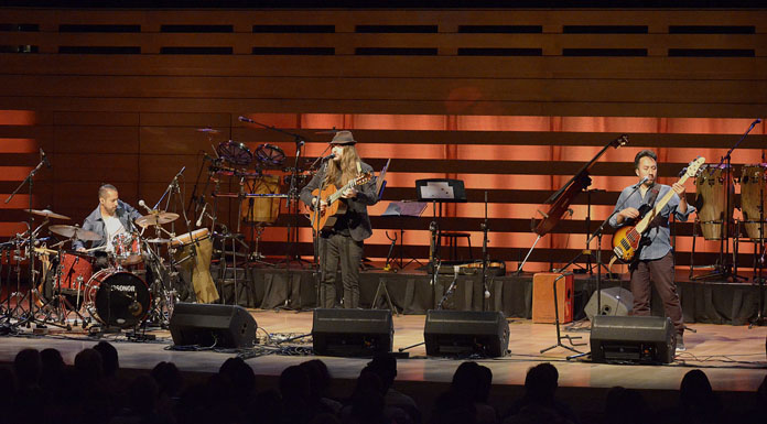 Nano Stern Trio In Concert At Koerner Hall, Toronto