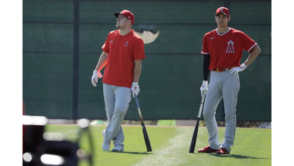 Angels GM Perry Minassian says comments from Shohei Ohtani, Mike Trout are to be expected
