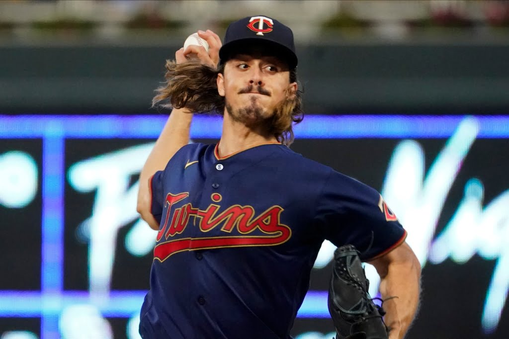 Joe Ryan has a tough first night in the Twins' 10-7 loss to Detroit