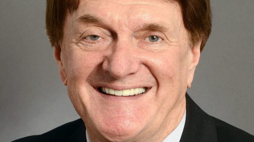 After 25 years in state Senate, Chuck Wiger of Maplewood won't seek re-election