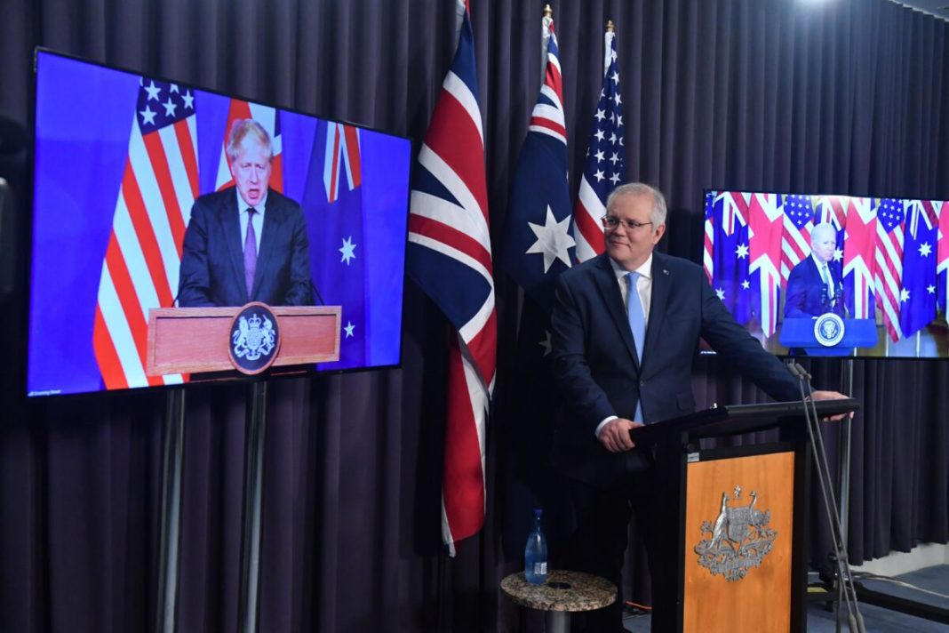 Australia's new course: Morrison's foreign policy abandons former PM's Asian pandering
