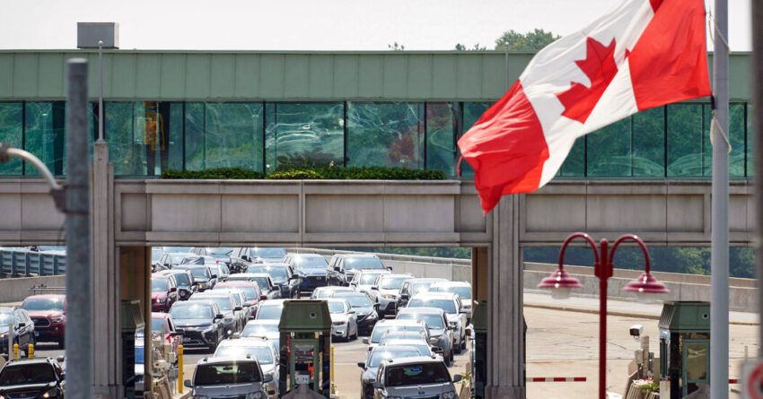 Border With Canada to Open, and North Country 'Could Not Be Happier'
