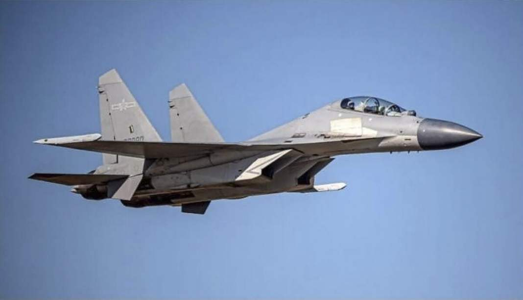 China has sent 20 more warplanes into Taiwan's airspace after a massive operation in the past