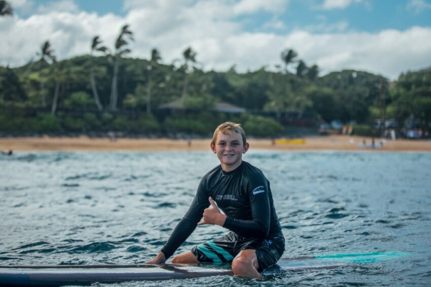 How an 11-year-old Manhattan Beacher built an app to make it easier to try out new surfboards