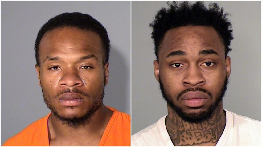 One of the 2 St. Paul men accused in the August Street shootout pleaded guilty