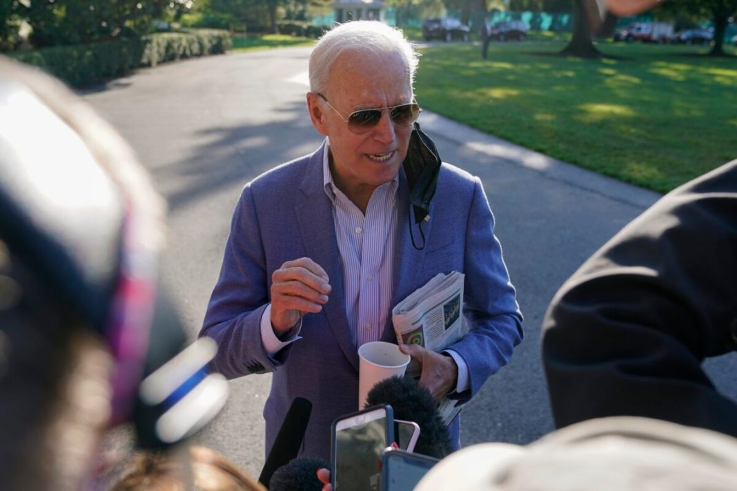 Pelosi sets new deadline as Biden says Democrats leave Infighting 'everyone disappointed'