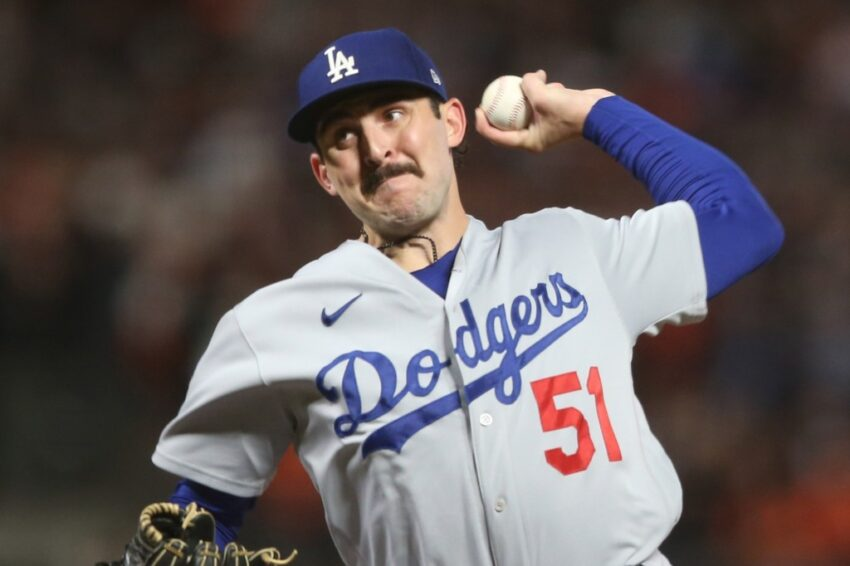 SF Giants signing of Jake McGee led to Dodgers trading for Cal State East Bay's Alex Vesia