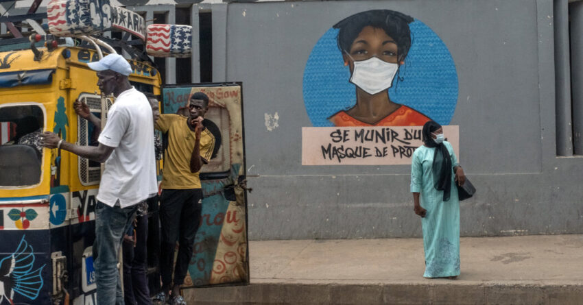 Six out of seven coronavirus cases in Africa are going undetected, the W.H.O. says.