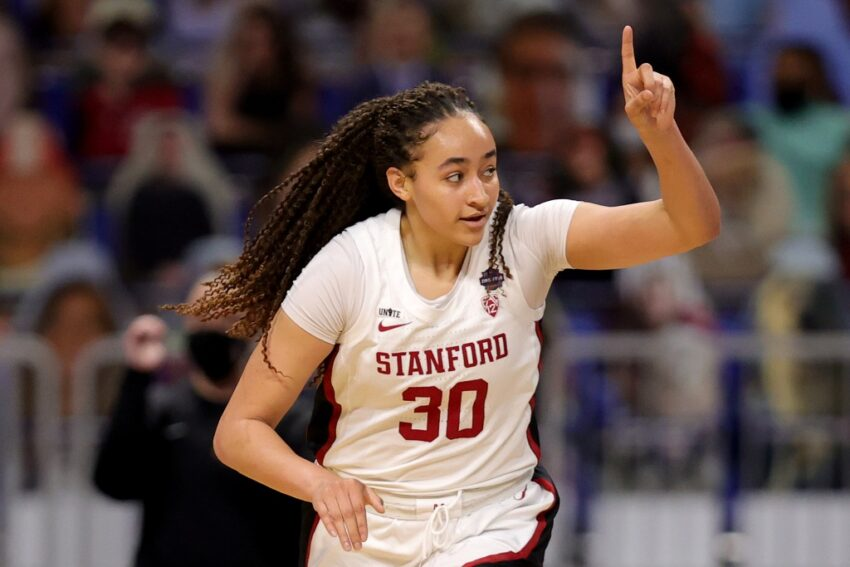 Stanford begins title defense 'really hungry' to capture NCAA crown again