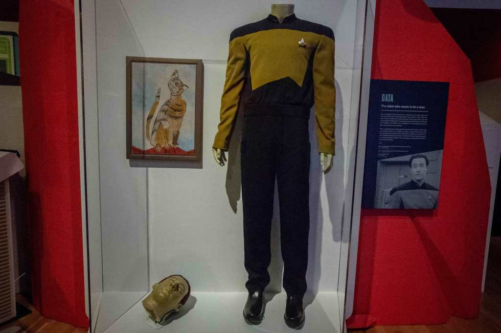 'Star Trek' Exhibit's 5-Year Mission Ends at Skirball Cultural Center