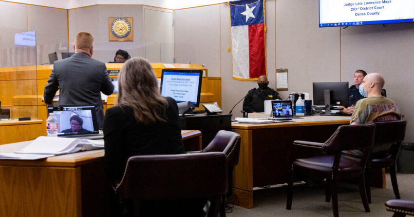 Texas Judge Urges New Trial for Death Row Inmate, Citing Jurist's Antisemitic Remarks