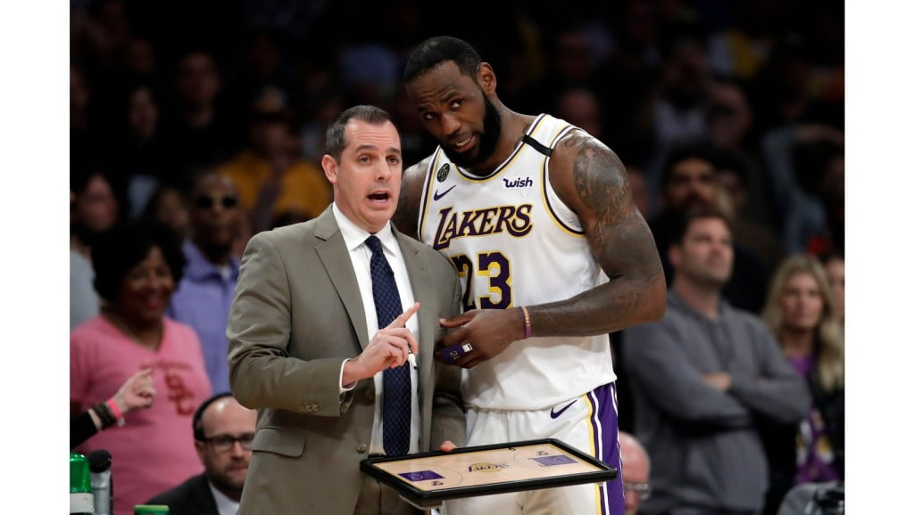 The Lakers' veteran roster isn't immune to the learning curve