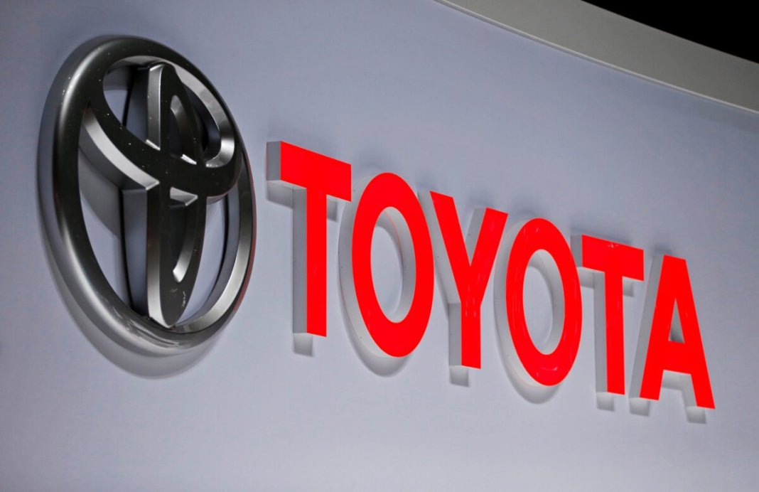 Toyota sold GM in the United States for the first nine months of 2021