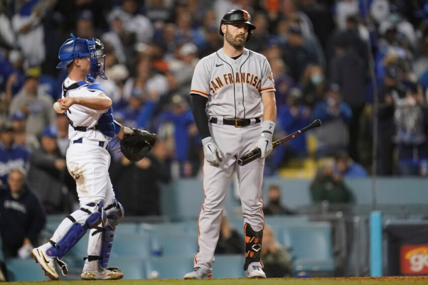 What SF Giants are saying after LA Dodgers avoid elimination, force NLDS Game 5