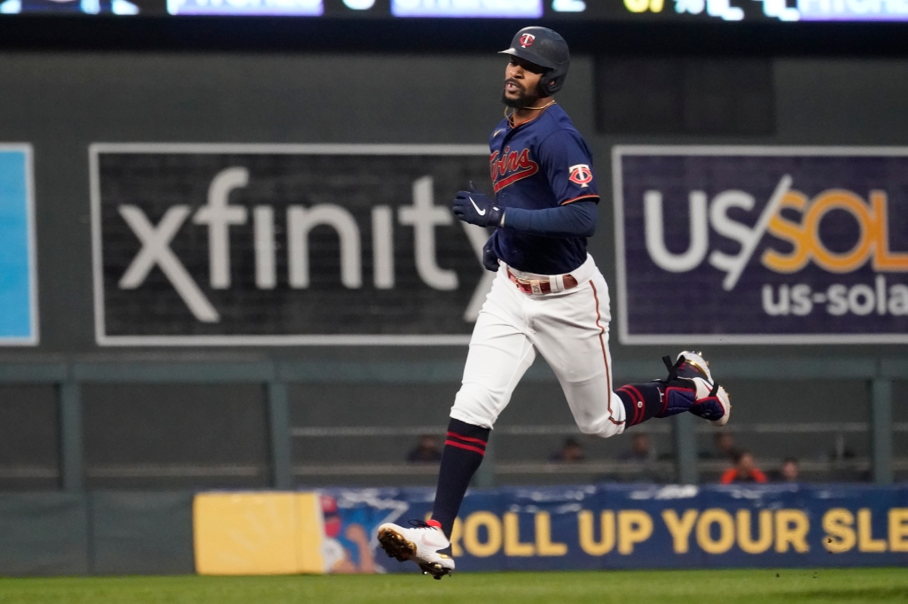 With future uncertain, Byron Buxton focused on health