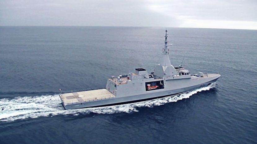 Egyptian_Navy_Gowind_2500_corvette_El_Fateh_(971)