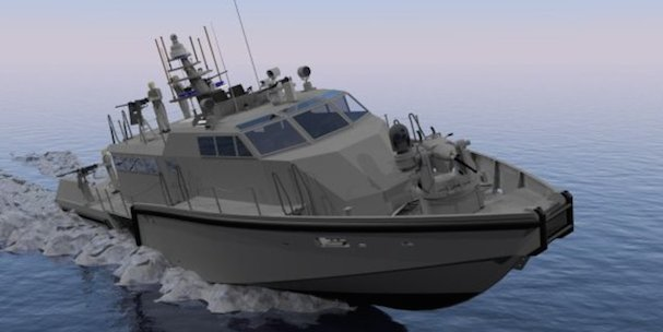 Gravois Aluminum Boats LLC (Metalshark) has been awarded a contract to design and build 50 patrol boats for US Navy