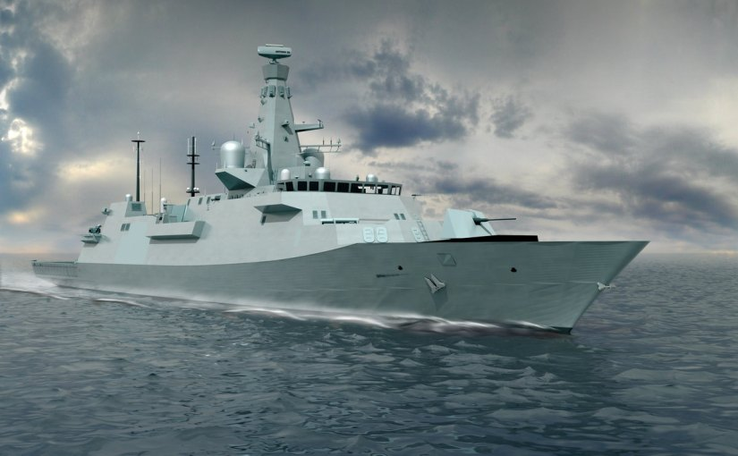 Defence giants team up for Canadian Surface Combatant Project