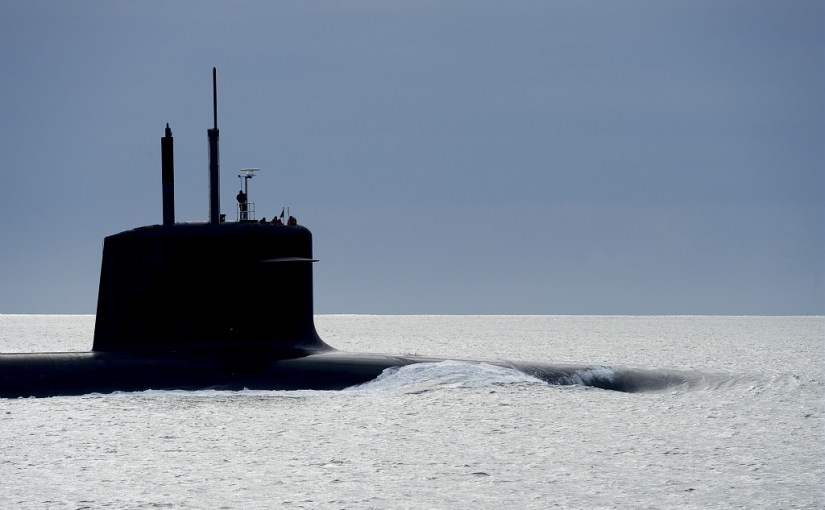 Thales to develop new sonar system for French Future SSBNs