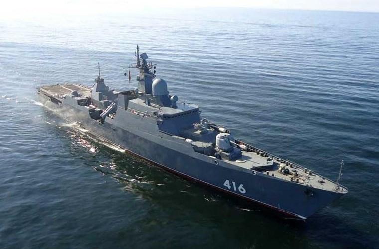Vietnam Navy commissions 2 Gepard-class frigates