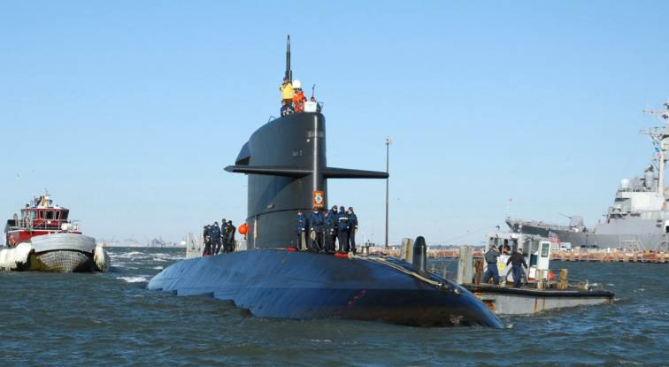 SAFRAN Navigation has been selected for Royal Netherlands Navy Walrus-Class submarines