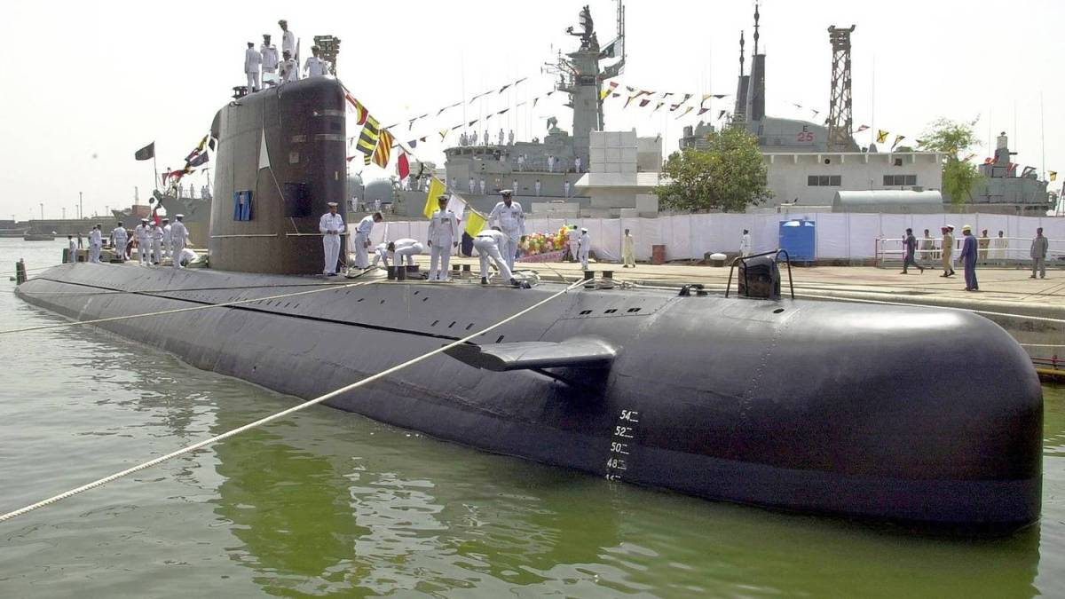 Turkish defence company STM to modernize Pakistan Navy's second Agosta 90B submarine
