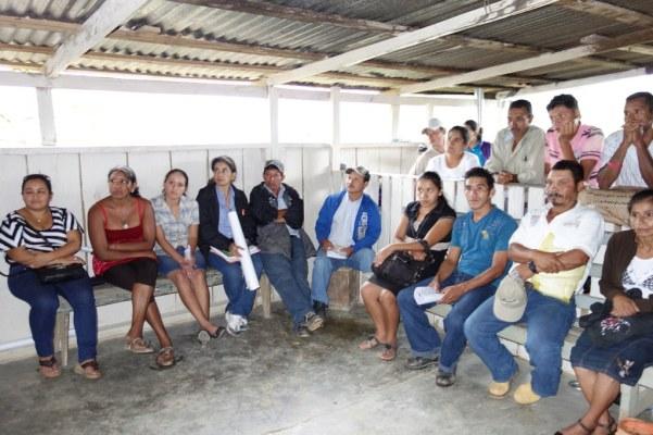 World Neighbours Canada Honduran Participants
