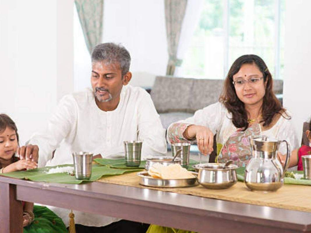 Food rules: In these 6 rules of Ayurveda, there is a solution to the problem of intestine and stomach, pay special attention to these things while eating food