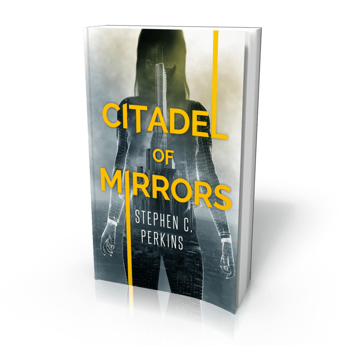 Citadel of Mirrors - 3D