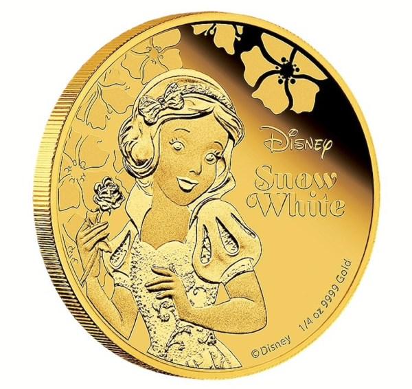 Snow White (Gold)