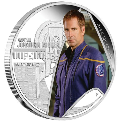 Star Trek: Enterprise – Captain Jonathan Archer