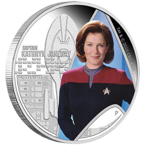 Star Trek: Voyager – Captain Kathryn Janeway