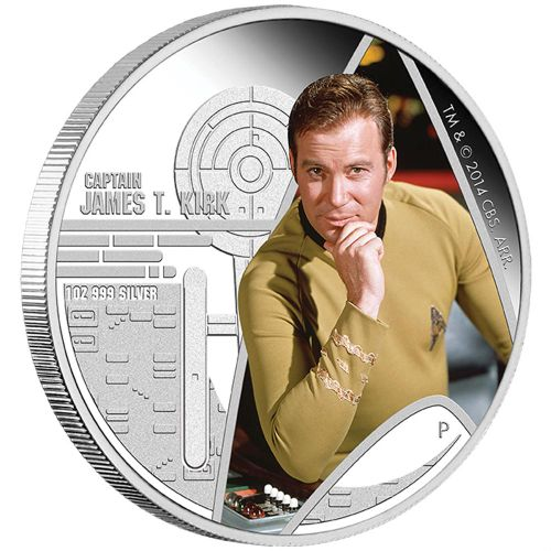 Star Trek: The Original Series Captain James T. Kirk
