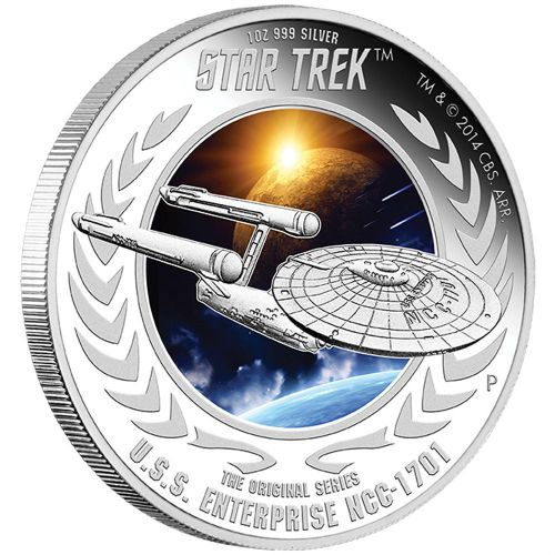 Star Trek: The Original Series U.S.S. Enterprise NCC-1701