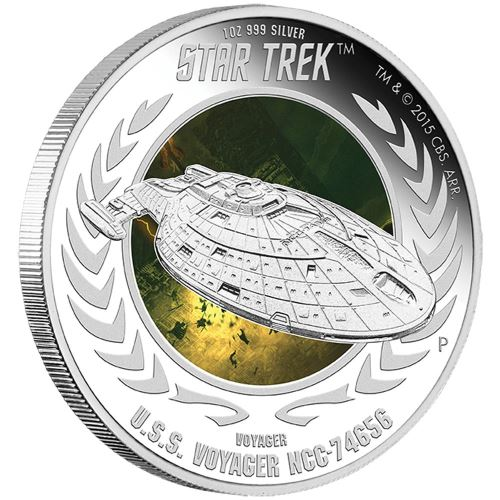 Star Trek: Voyager – U.S.S Voyager NCC-74656