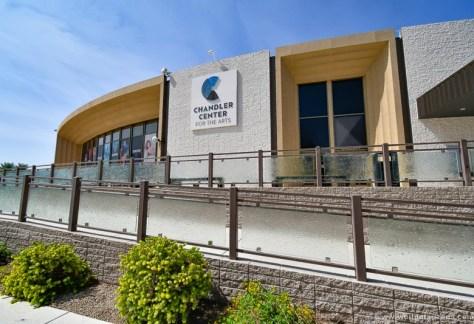 Chandler Center for the Arts in Chandler, AZ