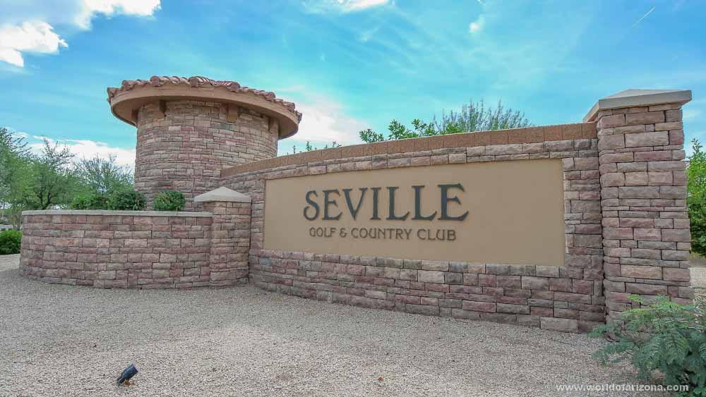 Seville | Neighborhood In Gilbert, AZ
