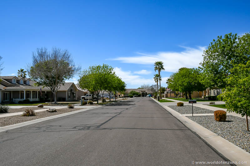 Arroyo De La Reina | Neighborhood In Queen Creek, AZ