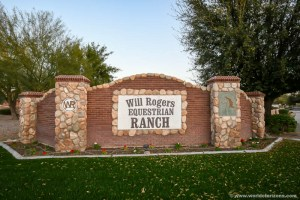 Will Rogers Equestrian Ranch   Neighborhood In Queen Creek, AZ