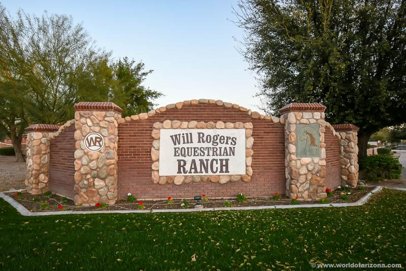 Will Rogers Equestrian Ranch | Neighborhood In Queen Creek, AZ