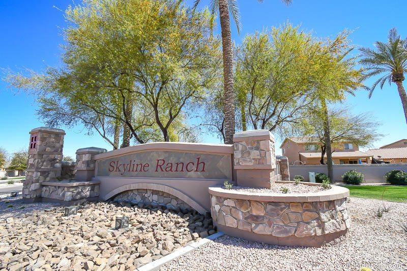 Skyline Ranch | Neighborhood In San Tan Valley, AZ